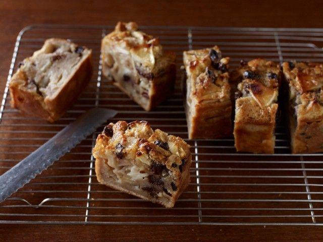 JOURNAL EATRIP » りんごの素朴なパウンドケーキ