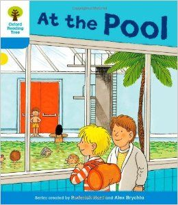 Oxford Reading Tree: Level 3: More Stories B: At the Pool: Amazon.co.uk: Roderick Hunt, Alex Brychta: 9780198481980: Books