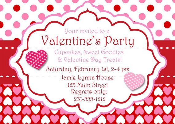 48 best valentine 39 s day invitations party favors for kids and adult parties images on. Black Bedroom Furniture Sets. Home Design Ideas
