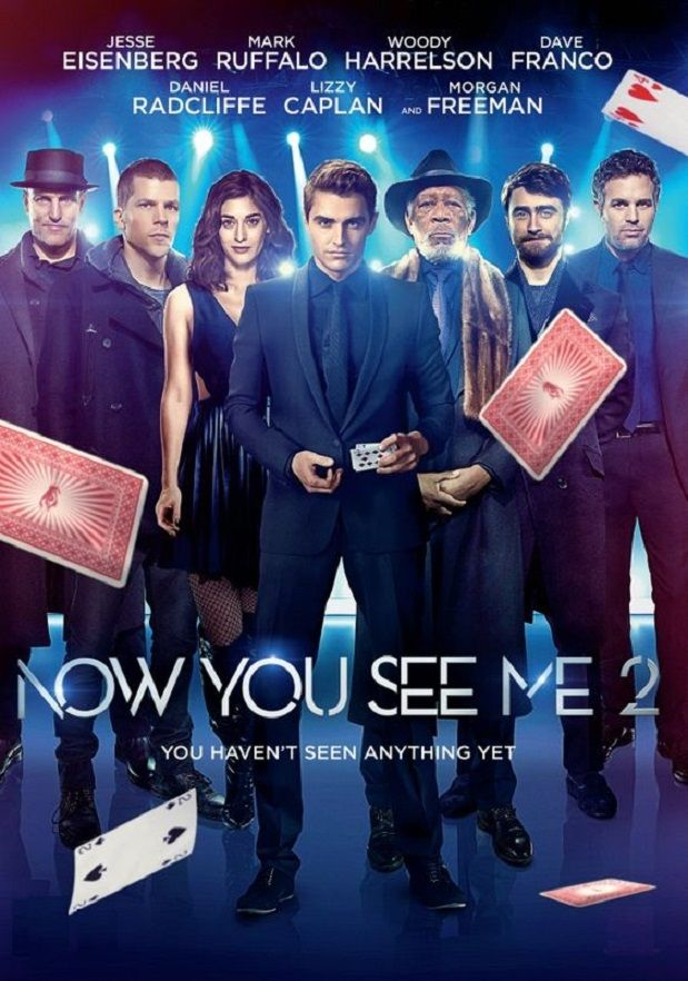 Now You See Me 2 Nysm Mestres Da Ilusao 2016 Filmes