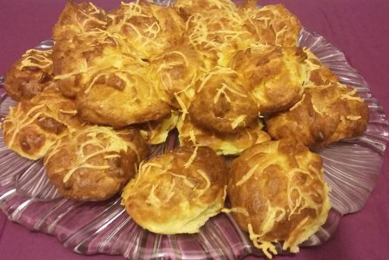 Gougère comté/emmental | Cooking Chef de KENWOOD - Espace recettes