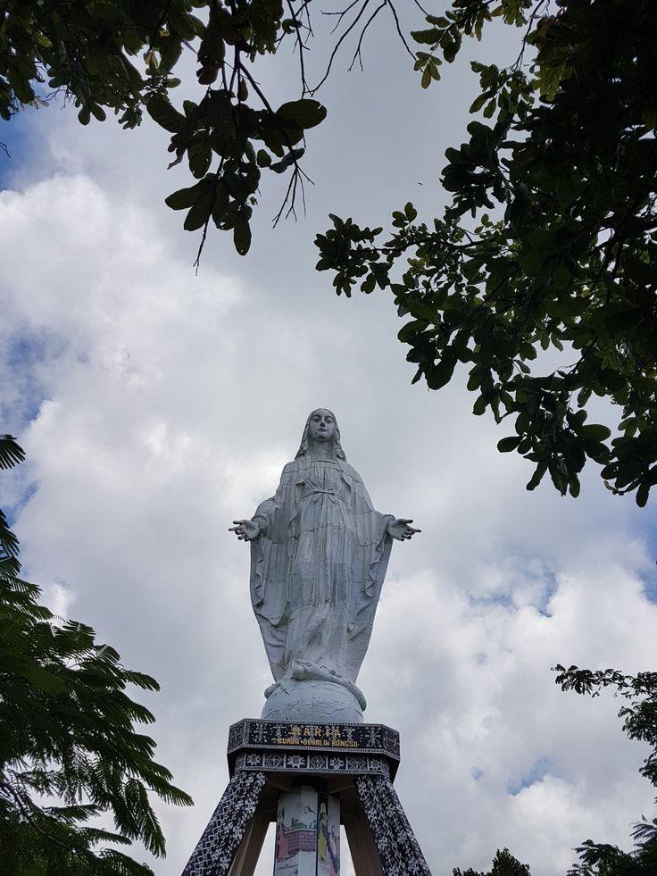 Holy Mother  Bukit Nilo, East Nusa Tenggara, Indonesia