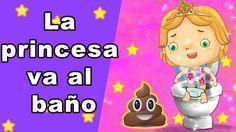 La princesa aprende a ir al baño https://www.youtube.com/watch?v=EVrJnb2aYKY Aprende a dejar atrás los pañales y utilizar el orinal con un poquito de ayuda de una princesa. ¿Cómo entrenar a tu hijo para usar el orinal? Un vídeo de éxito con consejos y trucos para niños y padres. Adios pañales!!! ·#aprender #a #ir #al #baño #orinal #dejar #pañal #pañales #ir al baño