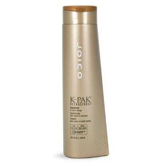 To Repair Damage K-Pak é um shampoo reconstrutor capilar. Sua fórmula cremmosa é enriquecida com o exclusivo complexo de queratina e silicone joico. Limpa suavemente o couro cabeludo e melhora a elasticidade, força e brilho dos fios.  Modo de usar: Aplique nos cabelos uma pequena quantidade nos cabelos molhados. Massageie até obter uma rica espuma e enxágue.