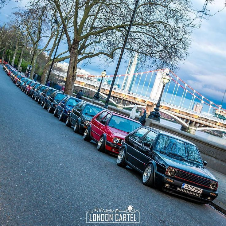 UroTuning.com — Just a Mk2 and a few of his closest friends. ...