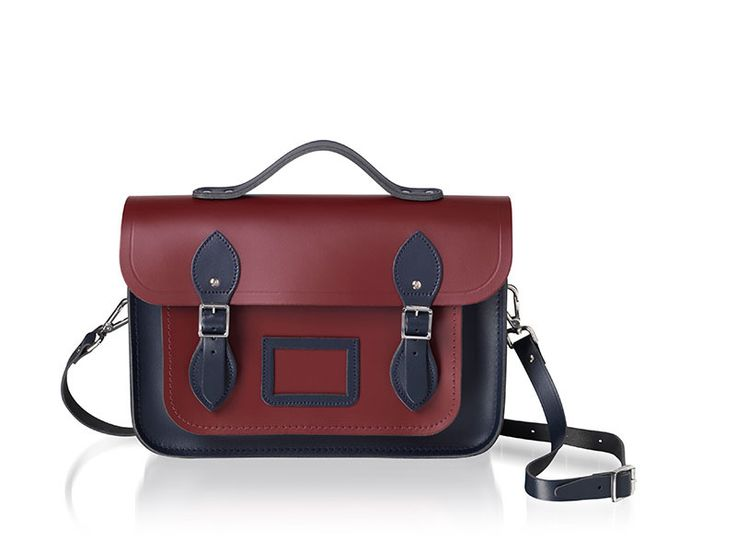 The 13 inch Downing Batchel with Magnetic Closure |Cambridge Satchel
