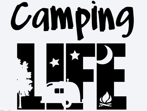 Camping Life SVG by CreationsByK8Studio on Etsy