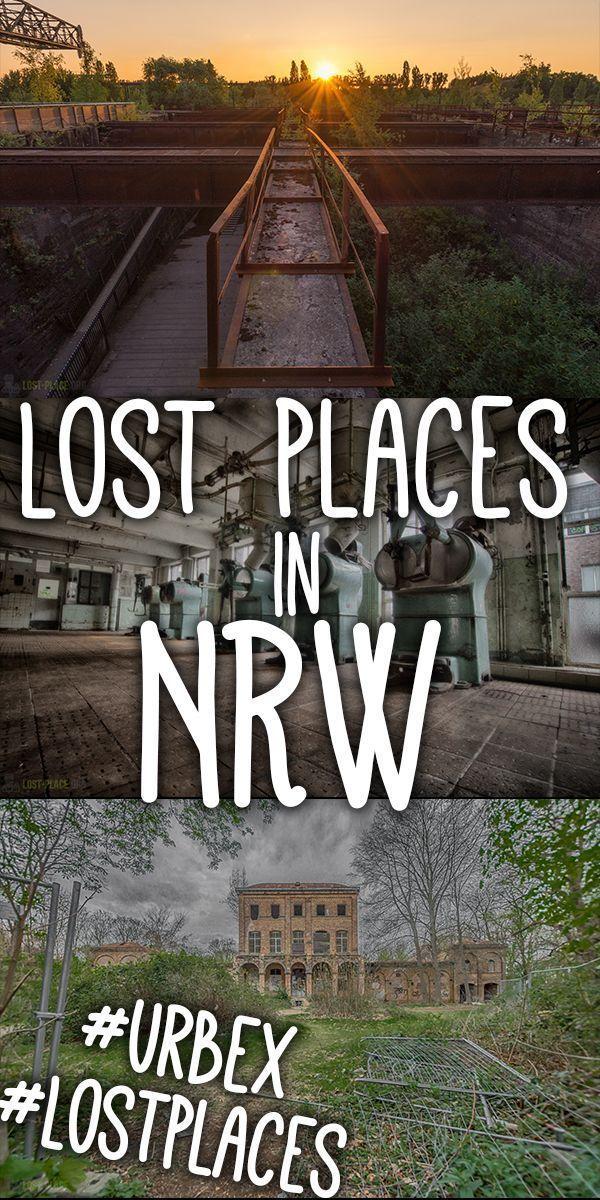 Lost Places in NRW - Doch welche verlassenen Orte gibt es eigentlich? Und wie sehen sie aus? Hier findest du eine Ansammlung von verlassenen Orten in Nordrhein Westfalen!  #lostplaces #lost #fotografie #nrw #urbex #urbanexploration #urban #explore #explor