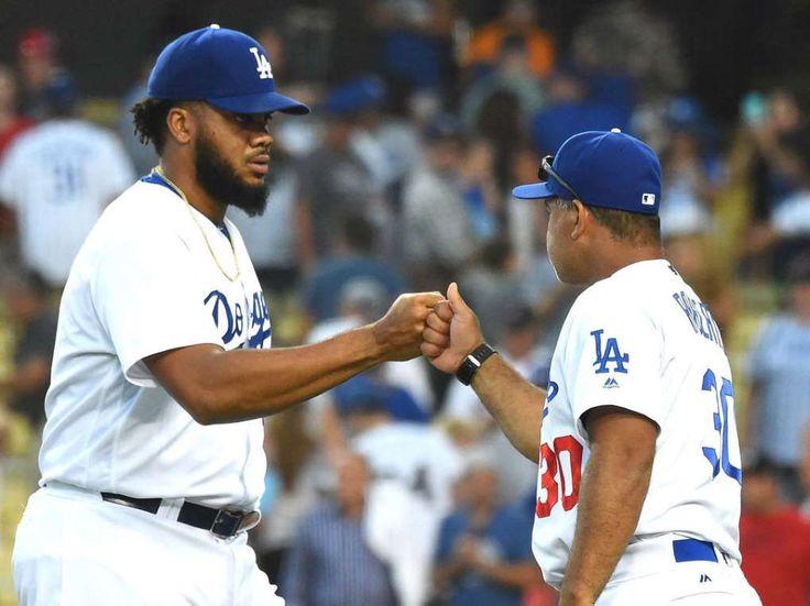 Dodgers' Jansen ordered manager bottle of wine after ejection  -  July 1, 2017