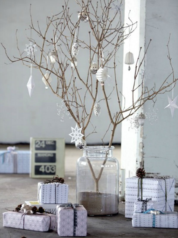 33 The Most Alluring DIY Scandinavian Christmas