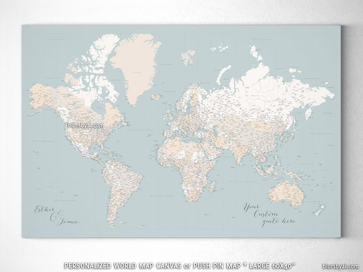 The Best Detailed World Map Ideas On Pinterest World Map - Detailed world map