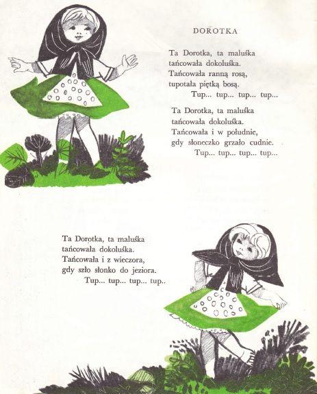 Illustration by Zbigniew Rychlicki; Author: Janina Porazińska; Title: Psotki i śmieszki