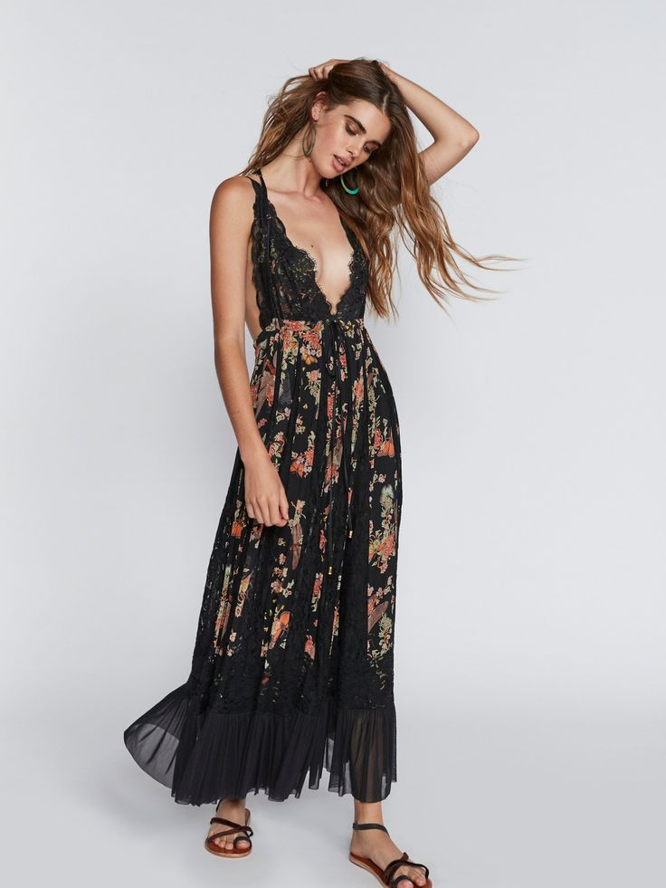 HAH | Hot-As-Hell I'll Take U Farrer Dress at Free People Clothing Boutique