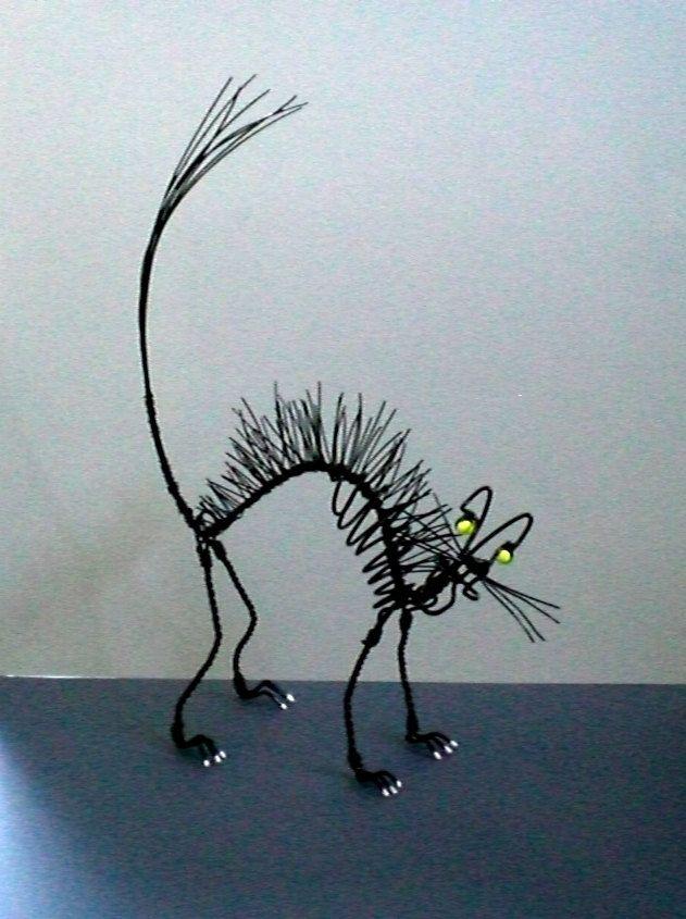 2786 best Mi visión artística images on Pinterest | Wire crafts ...