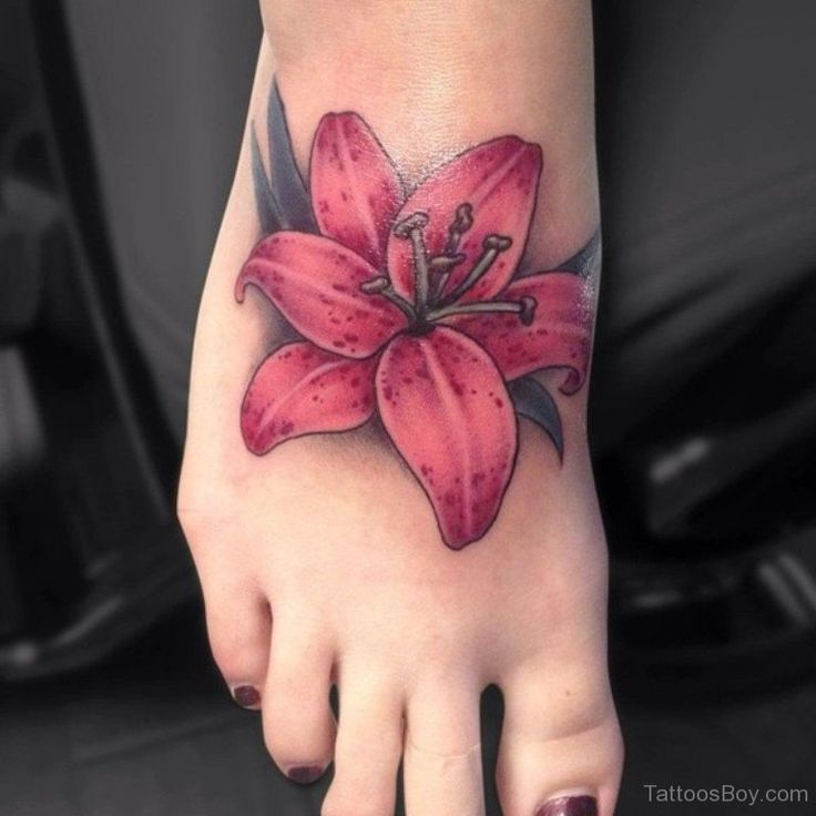 best 20 tiger lily tattoos ideas on pinterest. Black Bedroom Furniture Sets. Home Design Ideas