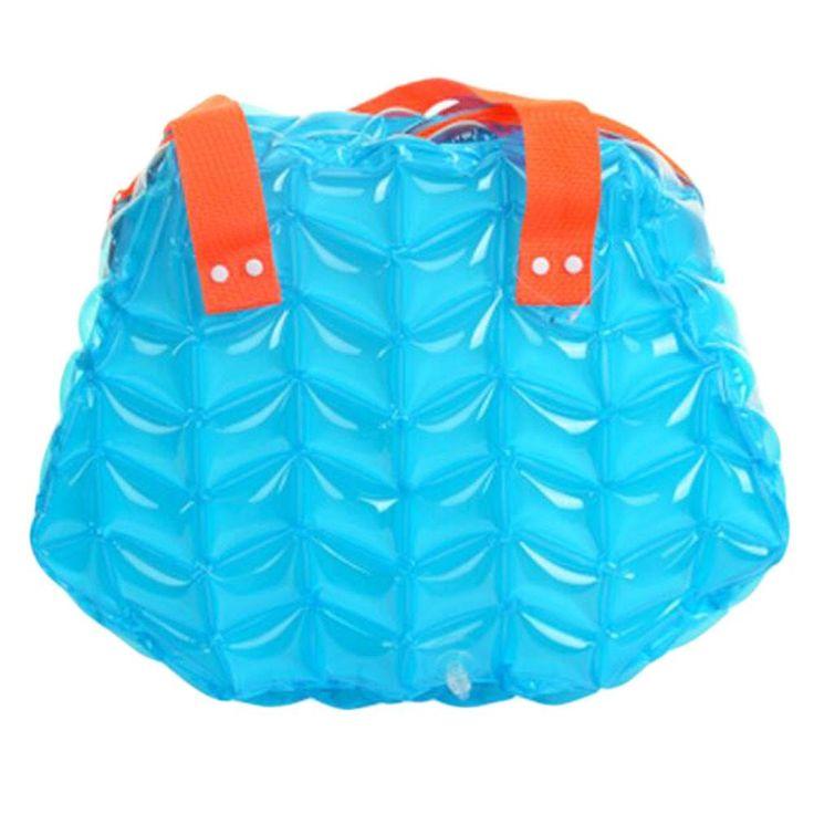 Outdoor Seaside Swimming Equipment/ Beach Bags Waterproof Package-Blue