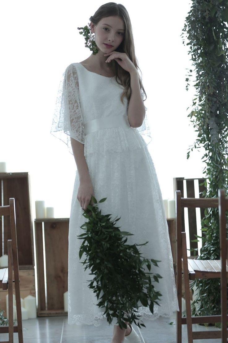 blanc dentelle 1.5・二次会の(ウェディング)ドレスレンタルはドレスショップ