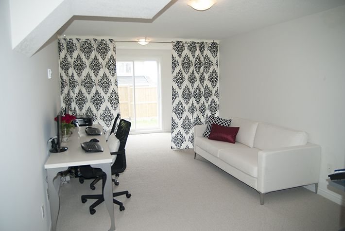 Office Diy Curtain Room Divider For The Home Pinterest And Curtains