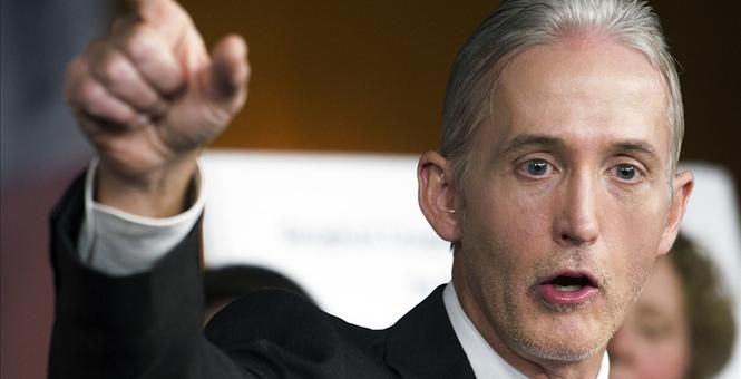 How can you prove intent if you never ask about it? Gowdy: Hillary Wasn't Indicted Over Email Scandal Because FBI Didn't Bother Asking Her About Intent