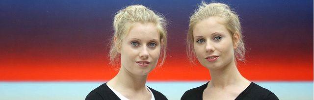 VIDEO: Eeneiige tweelingzussen gebruiken telepathie om samen te schilderen - http://www.ninefornews.nl/video-eeneiige-tweelingzussen-gebruiken-telepathie-om-samen-te-schilderen/