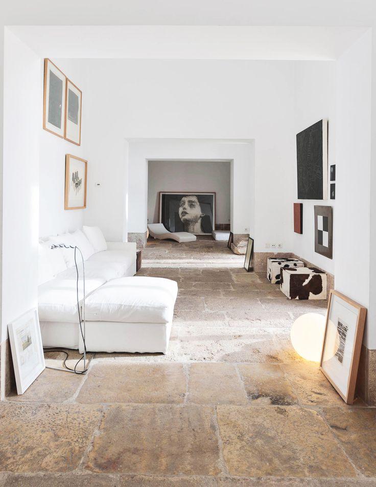 Inside a Dreamy 18th-Century Home in Portugal via @MyDomaine