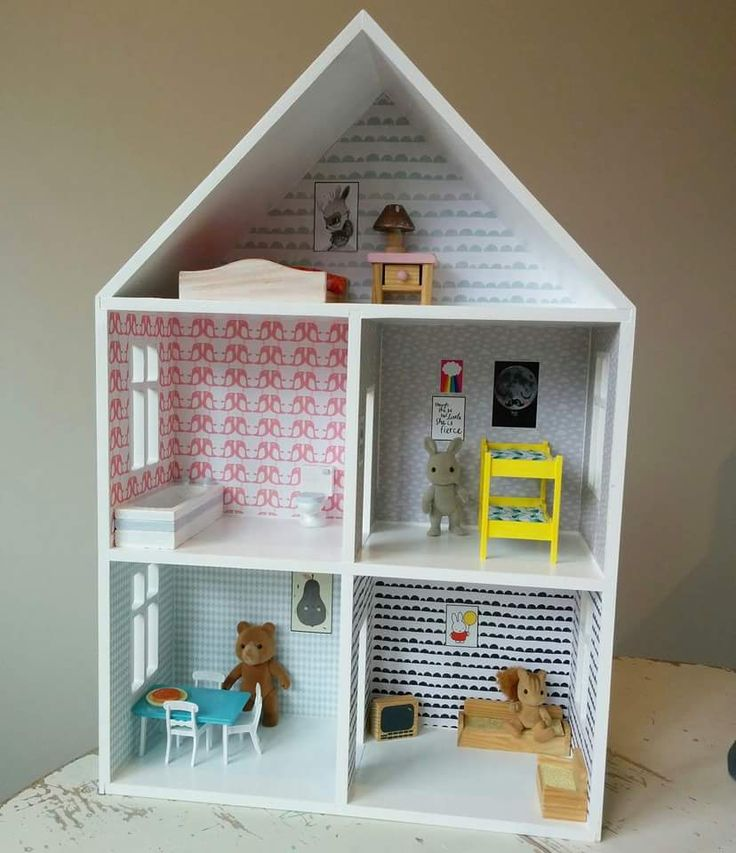 Best 25+ Doll House Decoration Ideas On Pinterest