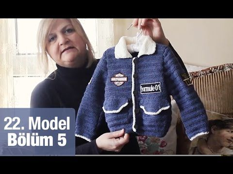 22. Model (5/5) ● Örgü Modelleri - YouTube