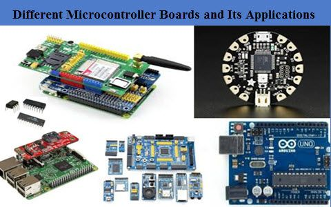 This article discusses different types of microcontroller boards which include Single board, Arduino, raspberry pi, BeagleBone Black and Adafruit Flora