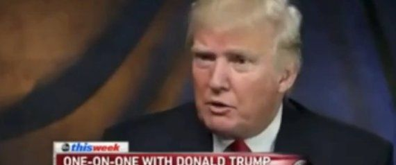 Donald Trump Beats The Birther Drum Again: 'Was There A Birth Certificate?'  WHAT AN IDIOT.