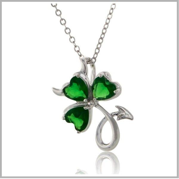 Lil' Irish Devil Necklace
