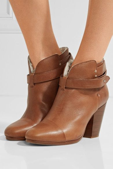 Heel measures approximately 90mm/ 3.5 inches Tan leather Push stud-fastening ankle strap Made in Italy