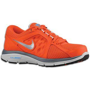 Nike Dual Fusion Run - Women's - Running - Shoes - Bright  Crimson/White/University Blue
