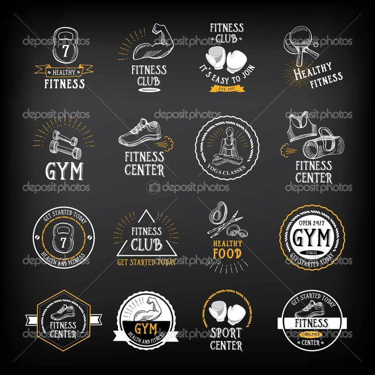 62 best IDEAS | Fitness Branding images on Pinterest | Fitness ...