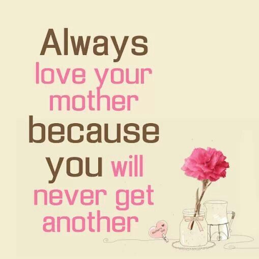 Quotes About How Much I Love My Mom: Funny, Mothers And I Love