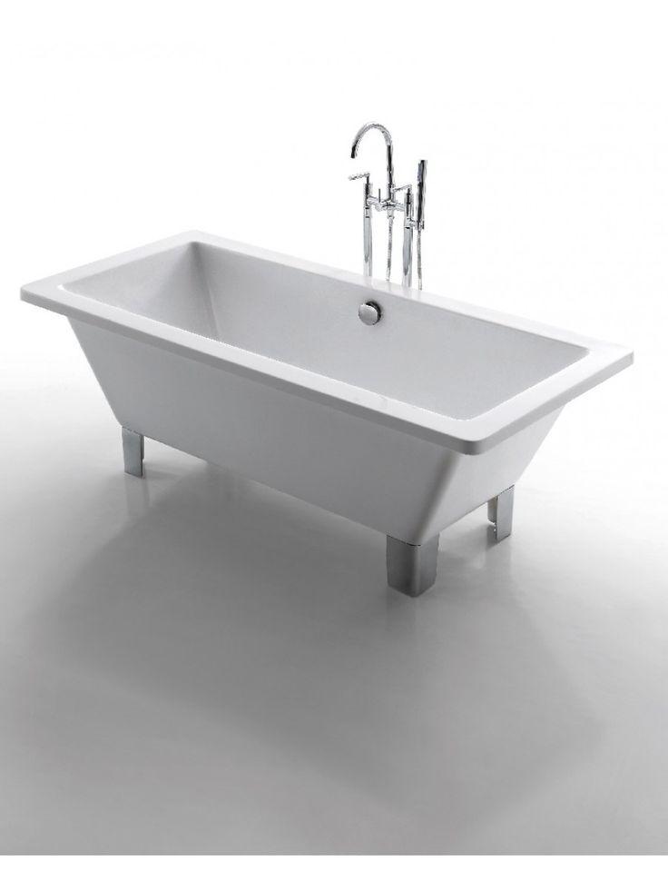 1700 x 750 Free Standing Bath