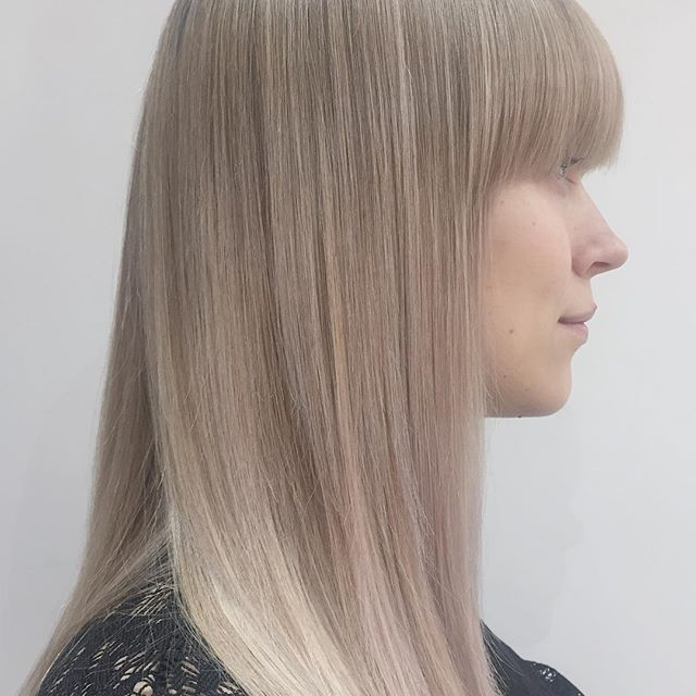 Top 100 sandy blonde hair photos Balayage for a mommy to be, did not touch her roots. #balayage #blonde #sandyblondehair #haircolor #longhair #fringe #bangs #haircut #hairbyvappuv #qhair #modernsalon #kcprofessional #luxima #olaplex #olaplexfinland See more http://wumann.com/top-100-sandy-blonde-hair-photos/