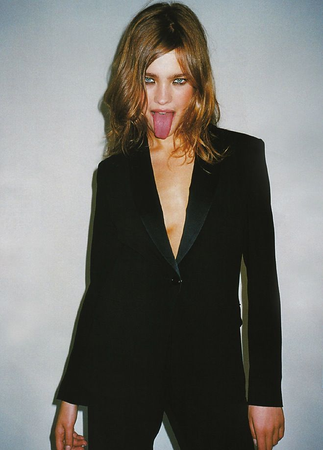 supermodel natalia vodianova photographed by terry richardson
