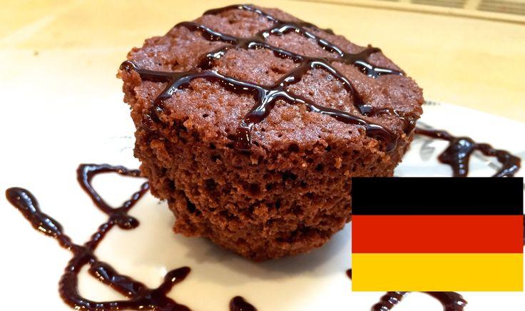 3 MINUTEN BROWNIE OHNE BACKEN   LIFEHACKS GERMAN