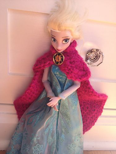 52 best free crochet barbie outfit patterns images on pinterest annas cape frozen free crochet pattern dt1010fo