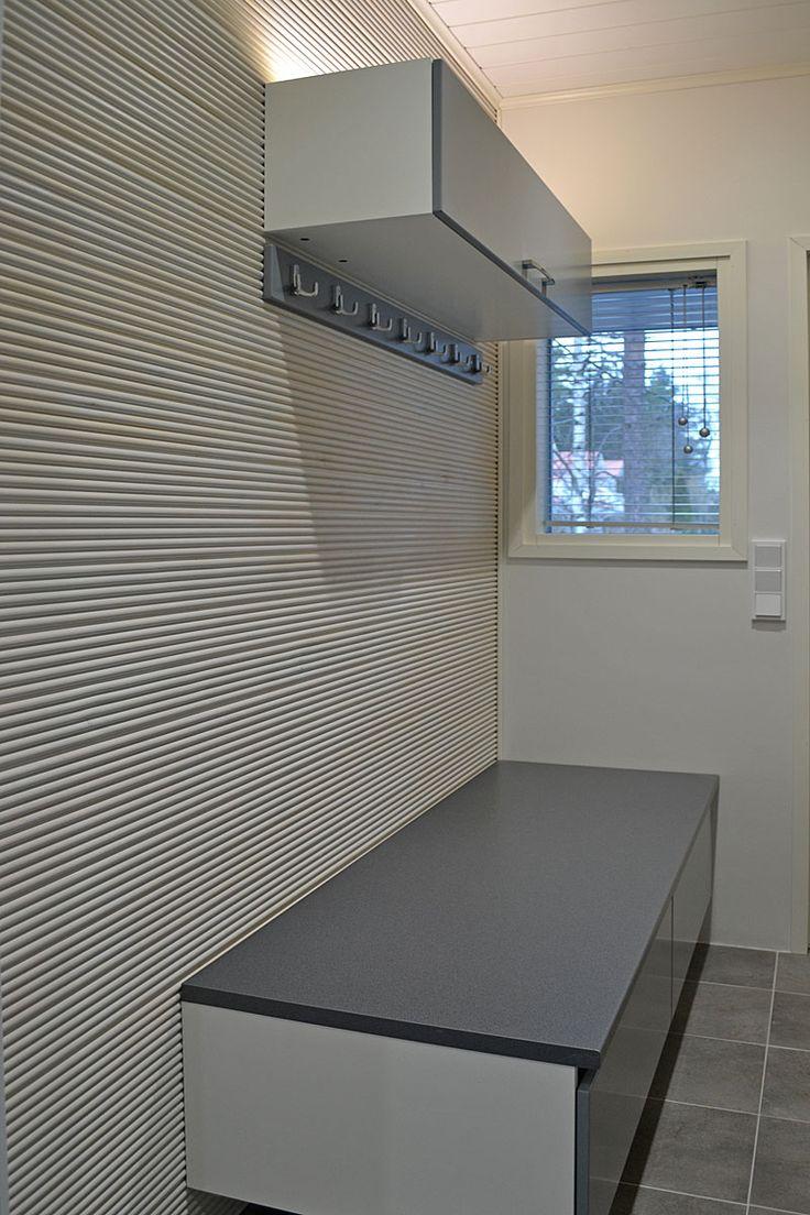 Sauna dressing room | interior by decom