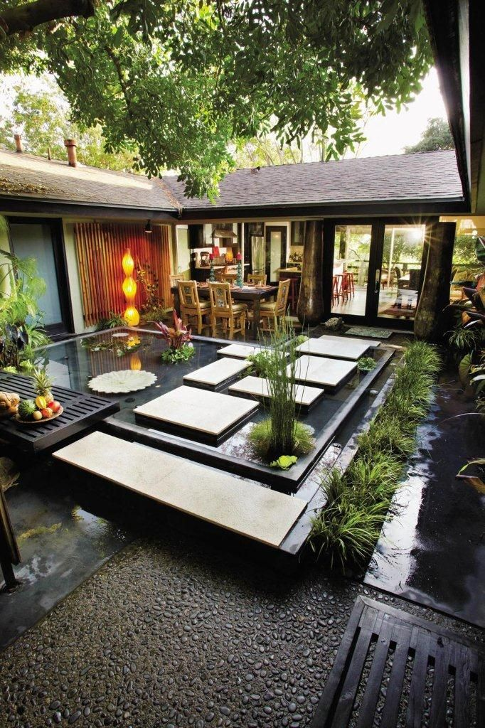 Outdoor Room Design: The Outdoor Room With Jamie Durie- Bali-inspired