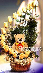 Floramour - Florerías en Las Condes, flores para nacimiento, enviar flores a domicilio,