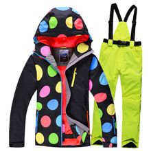 US $158.00 RREE SHIPPING!!!ski suits women's jacket+pants,snowboard clothes,snowboarding skiing jackets Waterproof Windproof Breathable. Aliexpress product