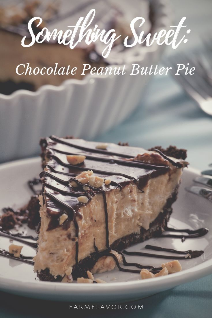 Chocolate Peanut Butter Silk Pie In 2020 Chocolate Peanut Butter Pie Scrumptious Desserts Desserts