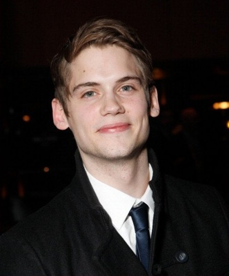 Tony Oller, with all his talent and cuteness, how could we resist?