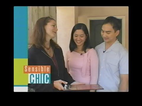 LOVE SENSIBLE CHIC SHOW! Sensible Chic - Tangerine Bedroom 2004 - YouTube