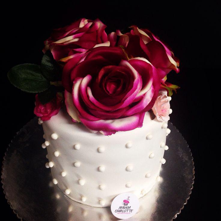 Sangria / Engagement Cake