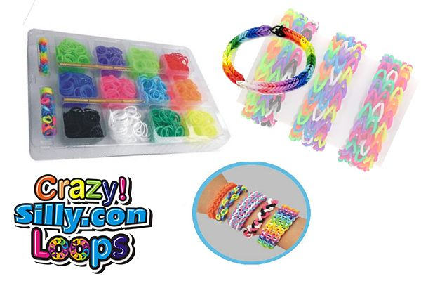Coffret silly con loops 1000 bagues CHF 12.90