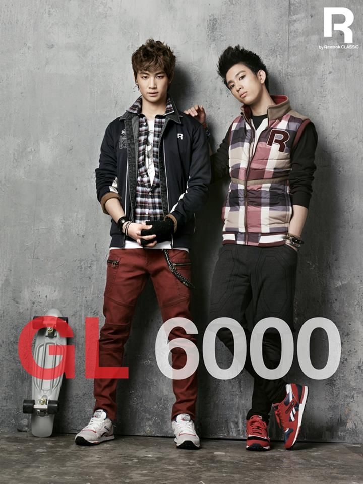 [OFFICIAL] JJ PROJECT – REEBOK CLASSIC, GL 6000. ⓒReebok CLASSIC Forever http://facebook.com/rbk.classic
