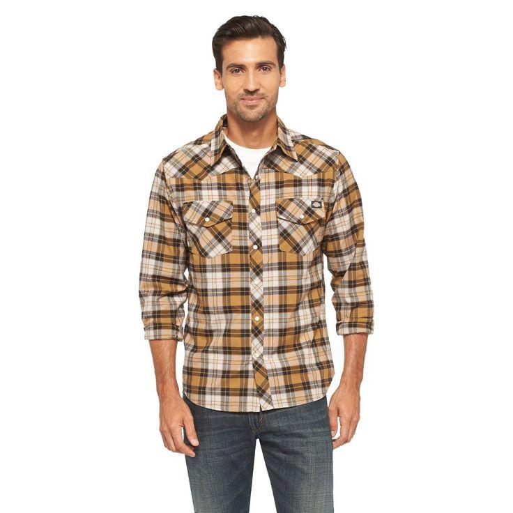 Dickies Men's Classic Fit Shirt - B